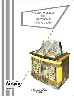 Service Manual Aireon 1200A