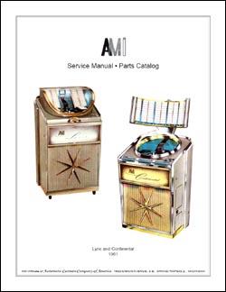 Service Manual AMI Lyric & Continental