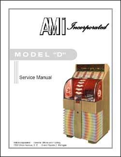 Service Manual AMI D-80