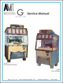 Service Manual AMI G-80/120