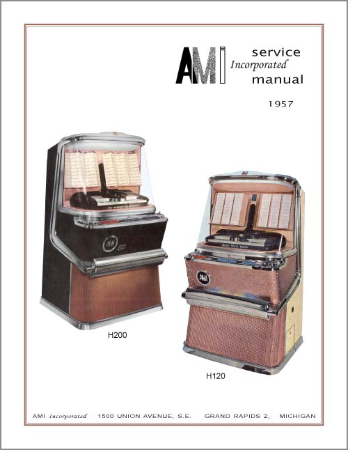 Service Manual AMI H