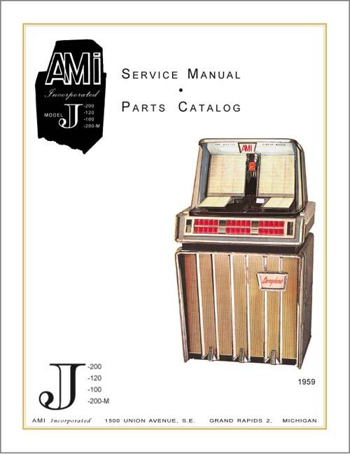 Service Manual AMI J