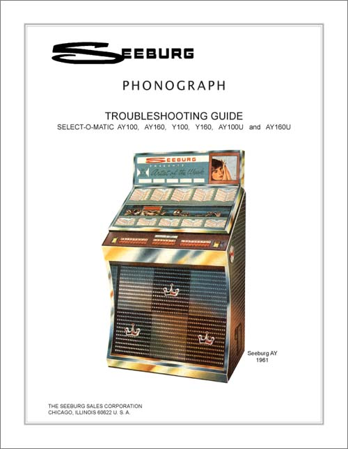Trouble Shooting Guide Seeburg AY