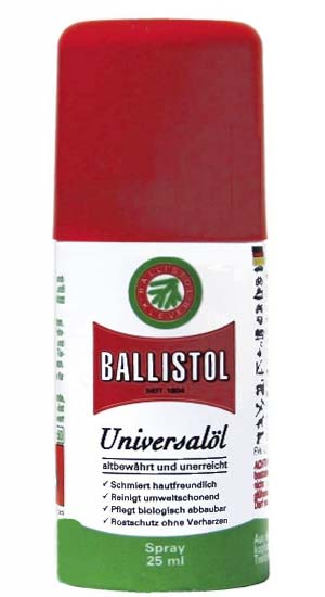 Ballistol-Spray, 25 ml