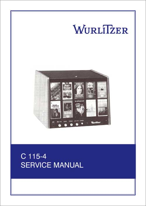 Service Manual Modell C115-4