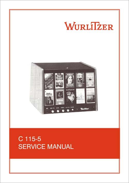 Service Manual Modell C115-5