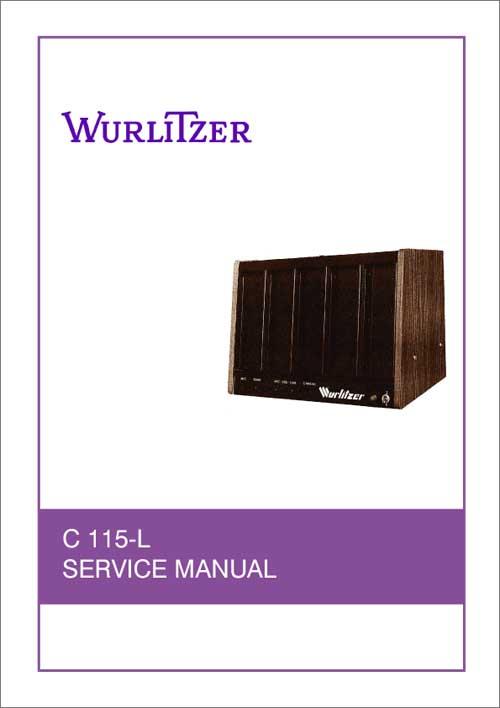 Service Manual Modell C115-L
