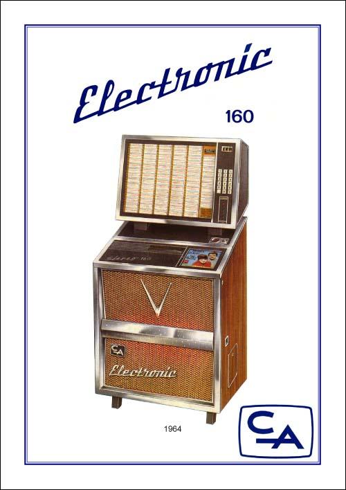 Bedienungsanleitung Canteen Electronic 160