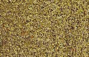 Lurex-Satin, gold