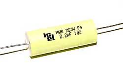2,2 µF Hochvoltkondensator