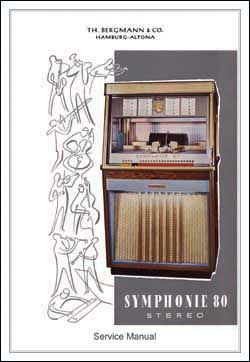 Service Manual Bergmann S80 Stereo