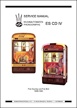 Service Manual CD Fire-Bird, Fire-Country