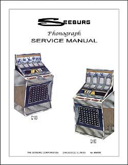 Service Manual Seeburg Q
