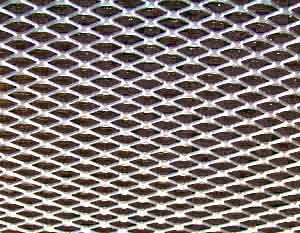 Grill screen for 1493, plain