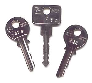 NSM Schlüssel