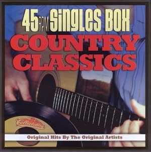 Country Classics - 45 RPM Singles Box
