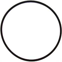 Turntable drive belt