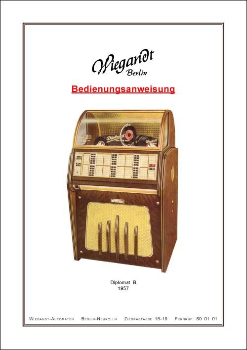 Service Manual Diplomat B