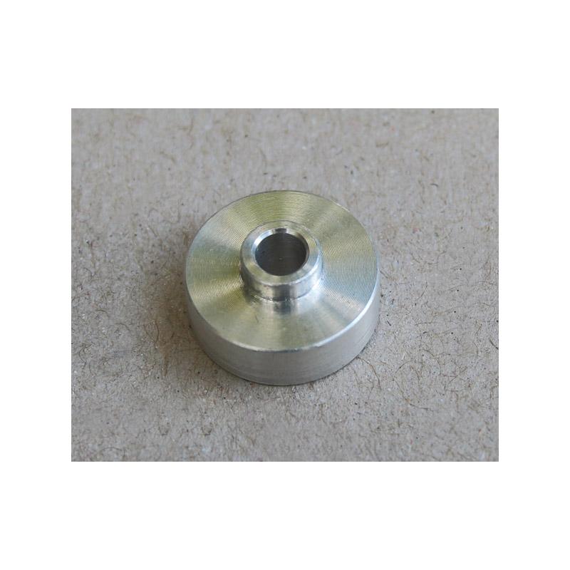 Spacer for lock bearing