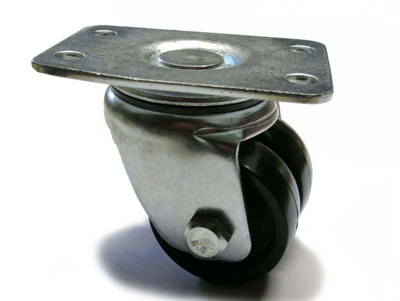 Doppelrolle Polyamid, 76 mm
