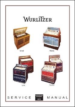 Service Manual Models 1973