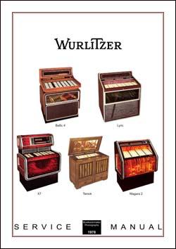 Service Manual Models 1978