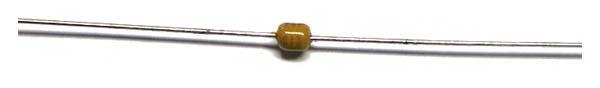 51 pF capacitor, axial