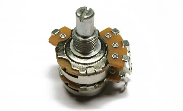 Potentiometer 50 kOhm/7,5 kOhm