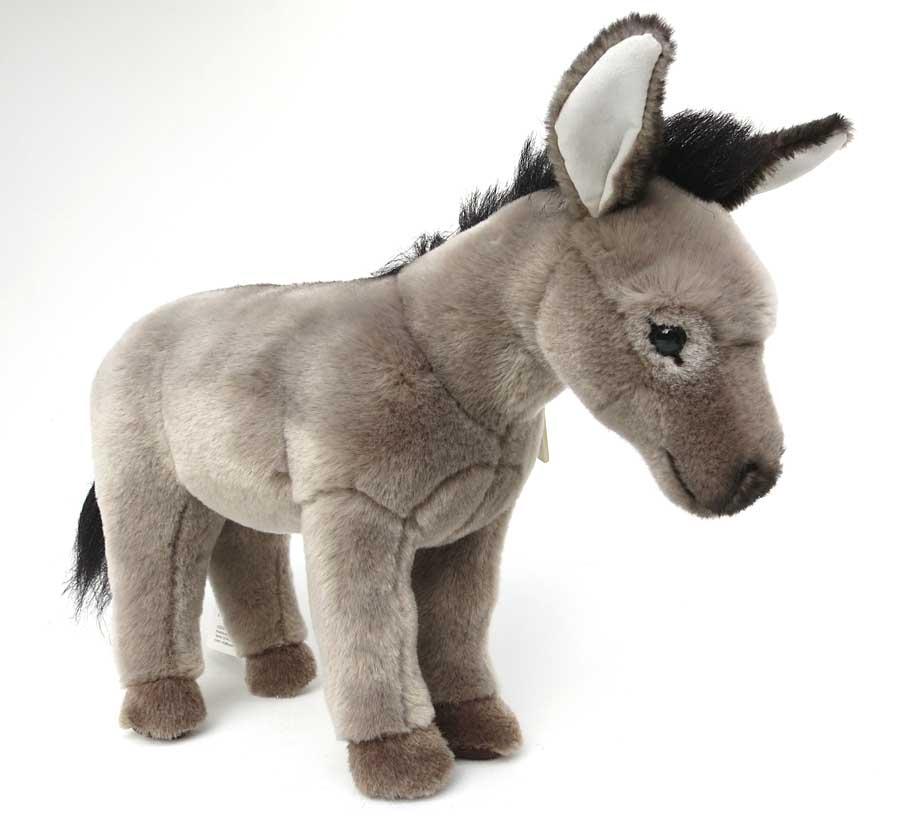 Donkey, grey