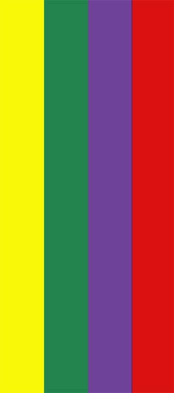 Farbfolie Drehzylinder OMT, früh