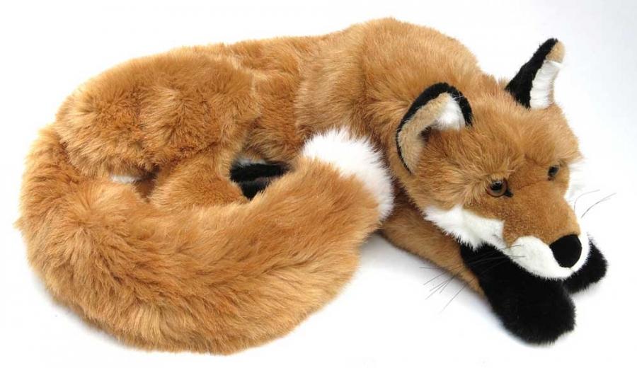 "Vixen ""Feline"", lying"
