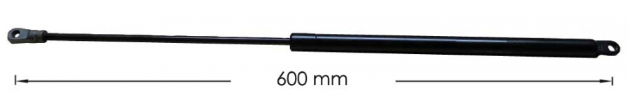 Gasfeder 150N