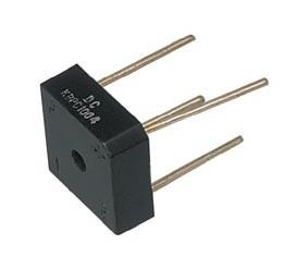 Silizium-Brückengleichrichter
