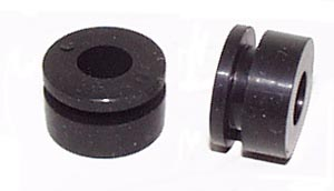 Turntable and amp grommets