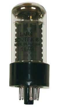 GZ34/5AR4 - Gleichrichter-Röhre