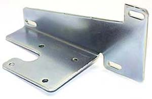 Mounting bracket gripper motor