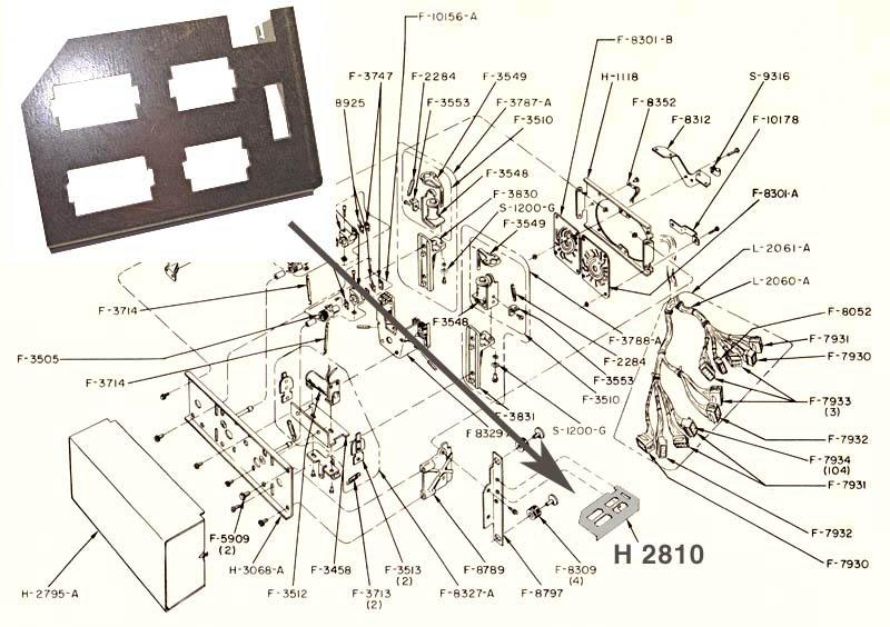 Haltewinkel für Stecker AMI Conti-Stepper