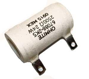 Resistor element