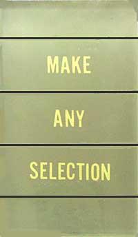 """Instruktionsglas """"Make any ... """""""