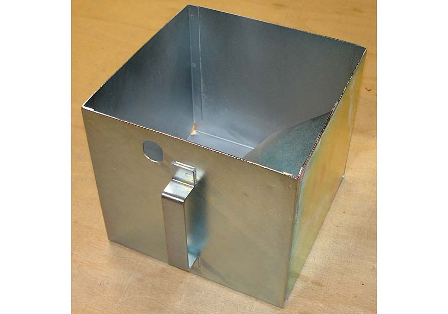 Kassenbehälter AMI I - Conti 2