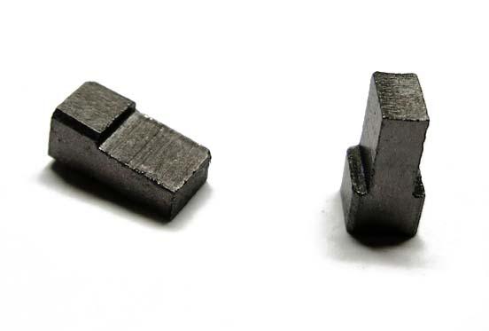 Kohlen für Magazinmotor