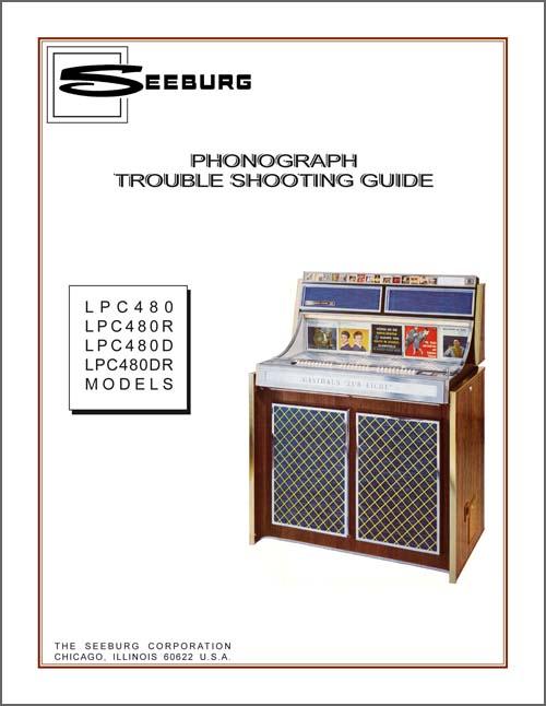 Trouble Shooting Guide Seeburg LPC480