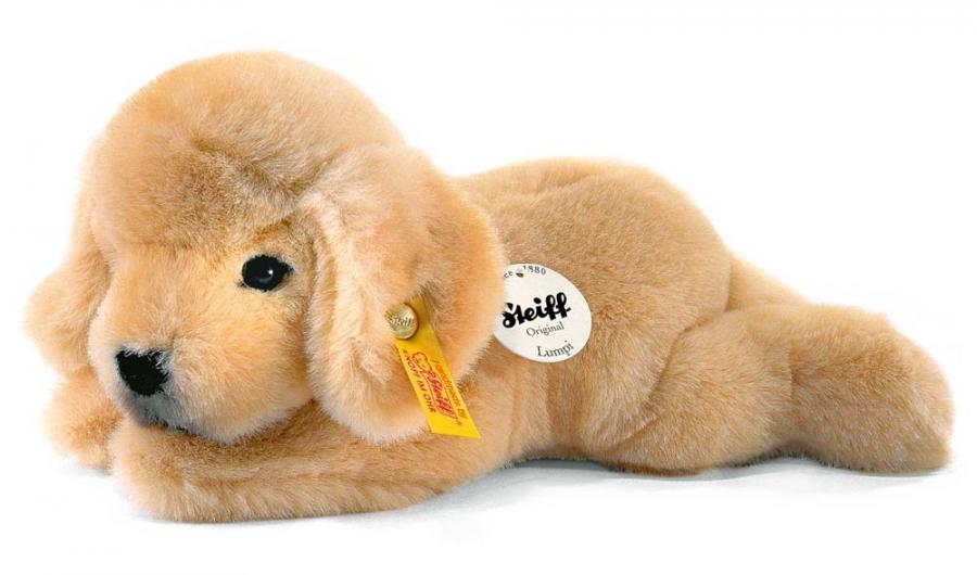 Lumpi Golden Retriever Puppy