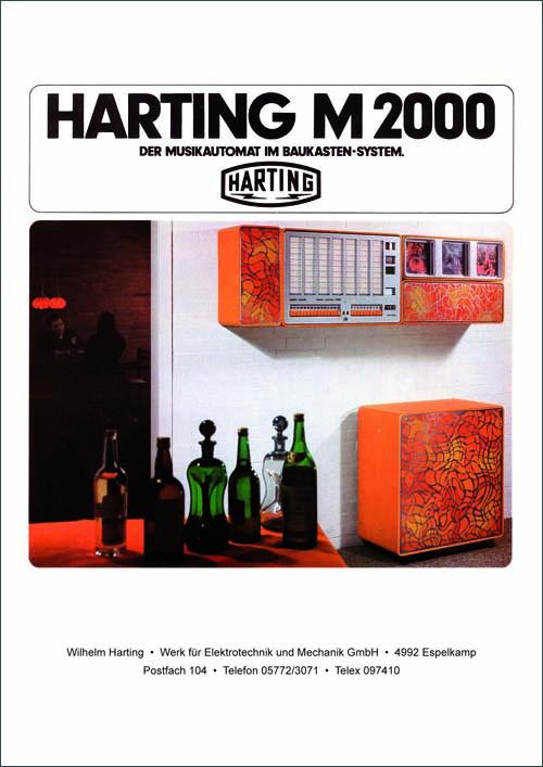 Betriebs- und Installationsanleitung Harting M2000