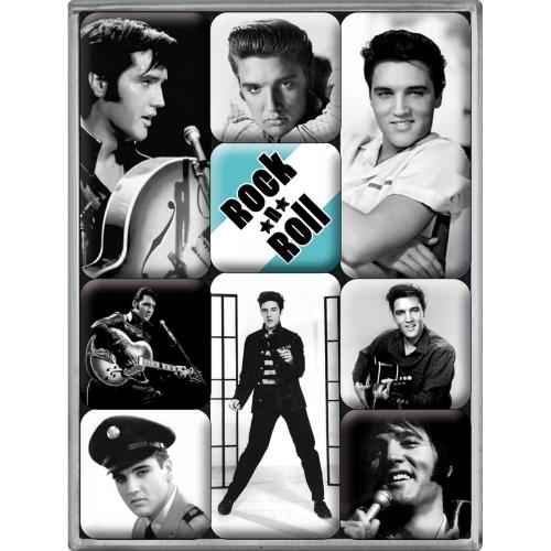 """Magnet-Set """"Elvis"""""""