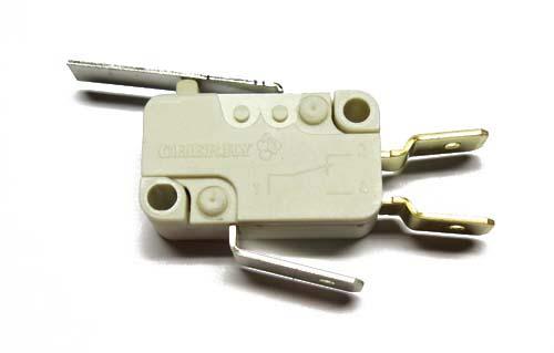 Mikroschalter mit kurzem Hebel