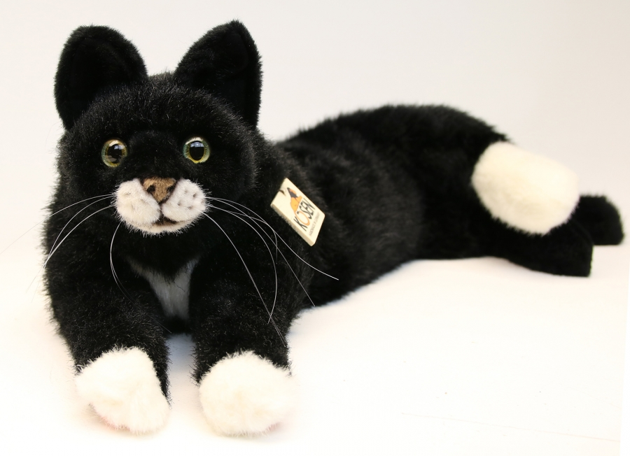 "Black Lying Cat ""Mohrle"""
