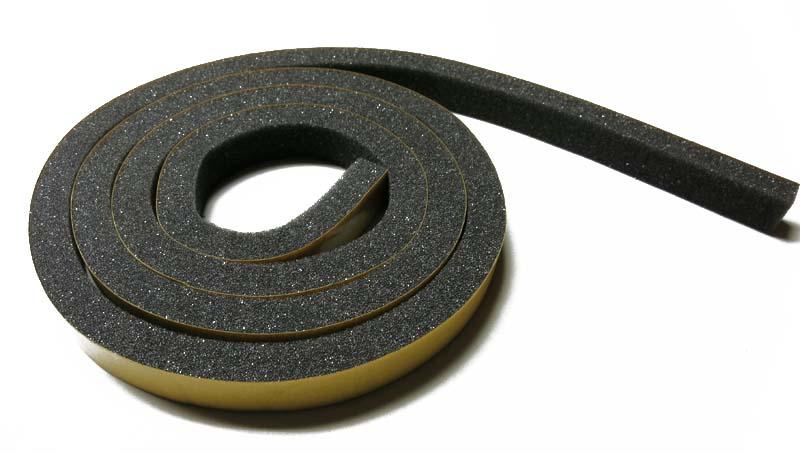 Foam rubber 15 x 20 mm
