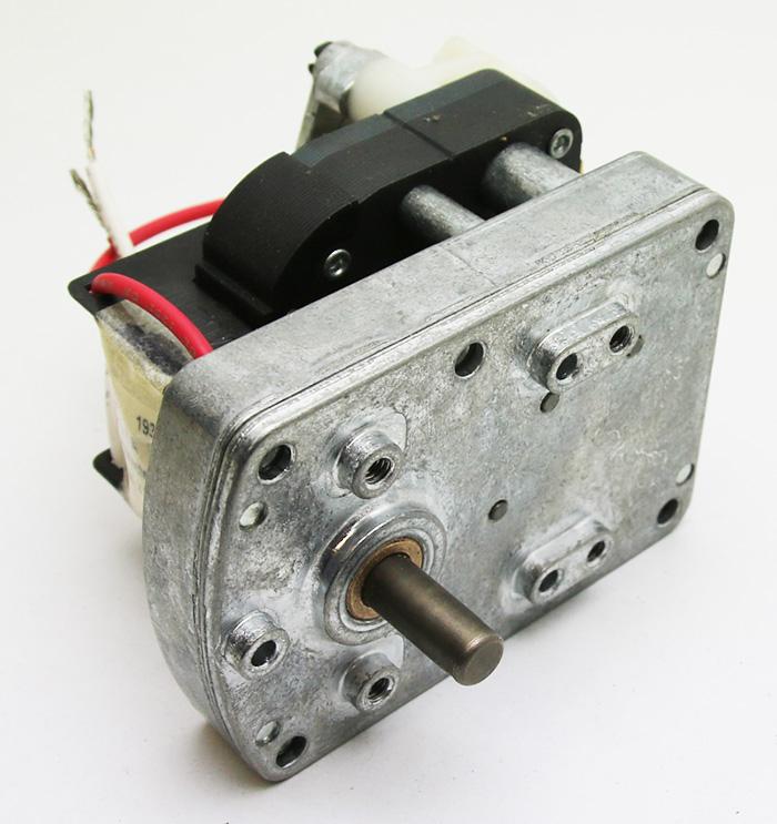 Gripper motor 110V