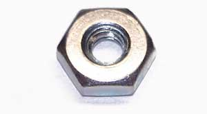 Nut, type UNC 6-32